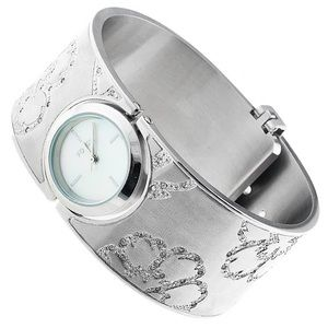 Fossil Silver Bangle Watch